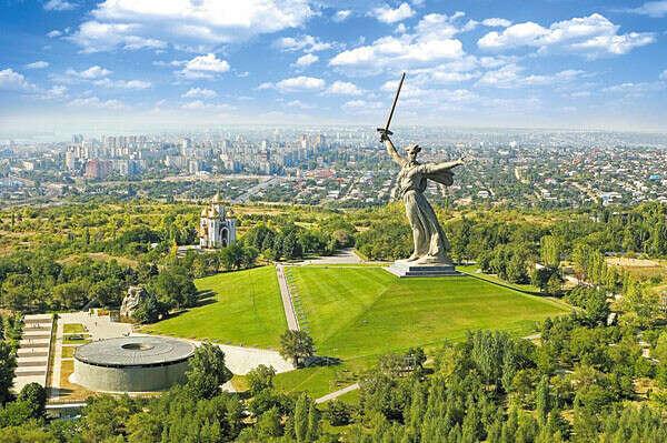 в Волгоград