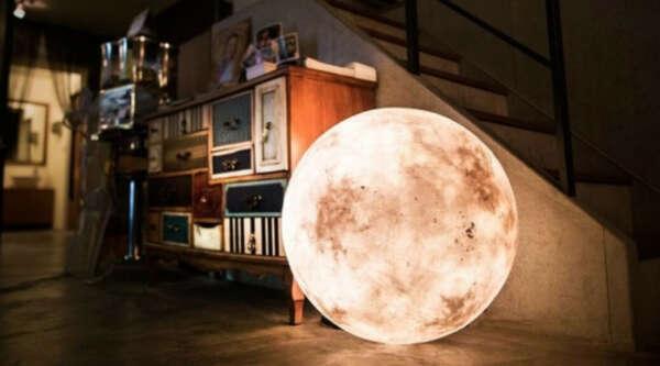 лампа Luna
