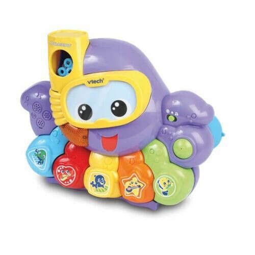 """игрушка для ванной """"Осьминог"""" (Vtech)"""