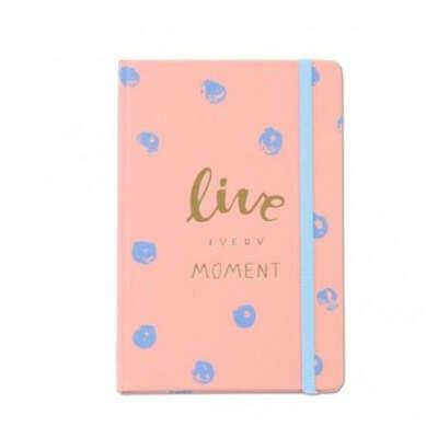 """Блокнот """"Live every moment"""""""