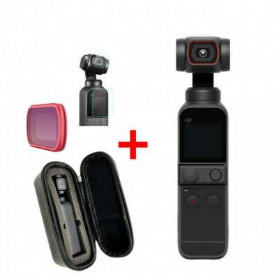 Камера для работы и путешествий DJI Pocket 2