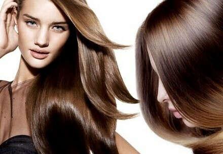 Серицирование волос