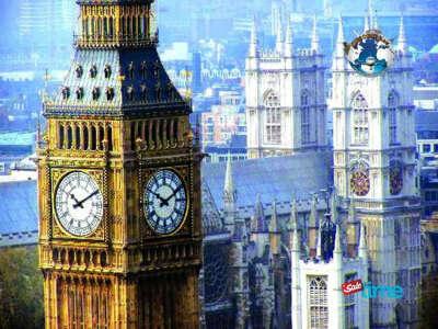 Поездка в Лондон.