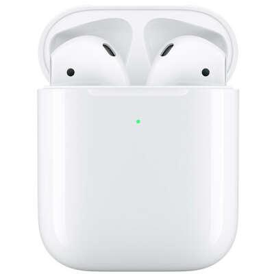 Наушники для Apple Apple AirPods w/Wireless Charg.Case MRXJ2