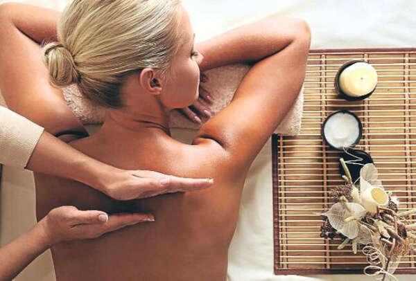 Сеанс массажа / spa-процедуры (биглион)