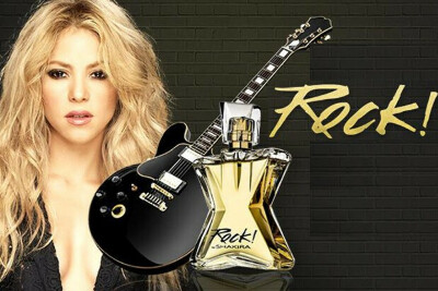 Духи Rock by Shakira
