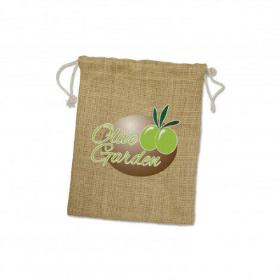 TC Jute Gift Bag - Medium