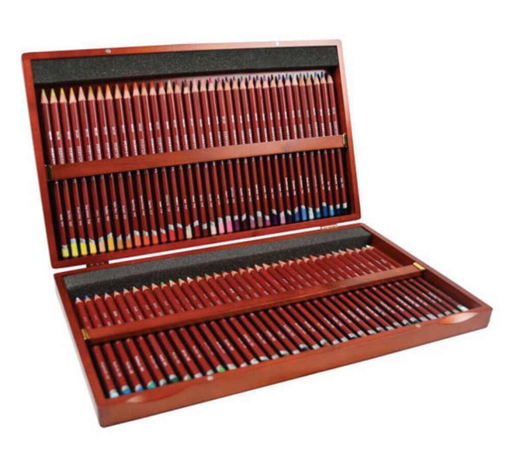 """Набор карандашей пастельных Derwent """"Pastel Pencils"""" 72 шт в дер кор"""