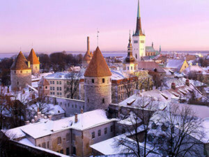 В Таллин