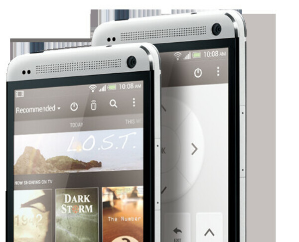 HTC One Silver with Beats Audio