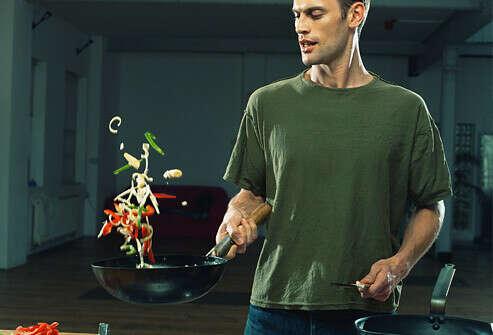 Щоб мій коханий чоловік став вегетаріанцем за власним бажанням =)