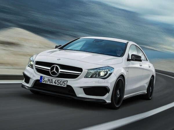 Mersedes-Benz CLA