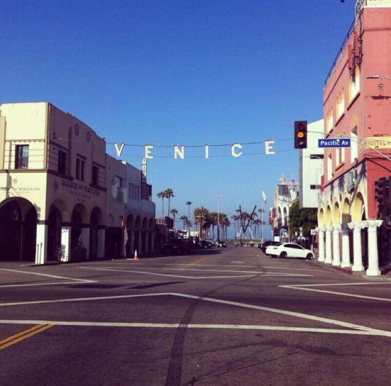 Уехать жить на Venice Beach