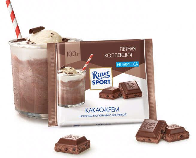 Ritter Sport какао-крем