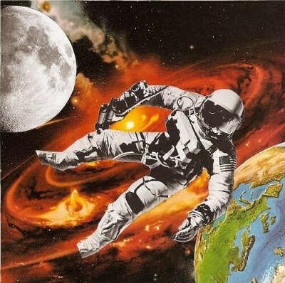 стать космонавтом и бороздить космические просторы ехууууу