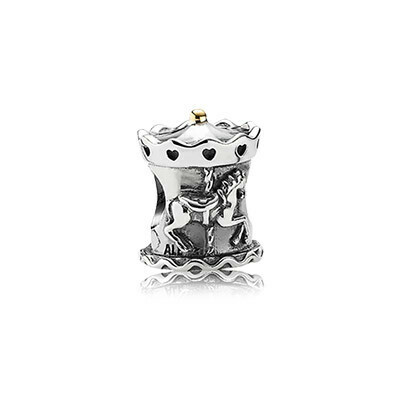 PANDORA | Charms: Pandora has  Sterling Silver, 14k Gold, and Two-Tone Charms