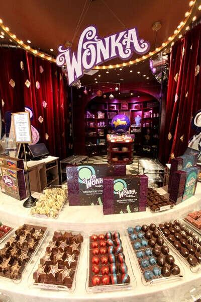 В магазин Willy Wonka