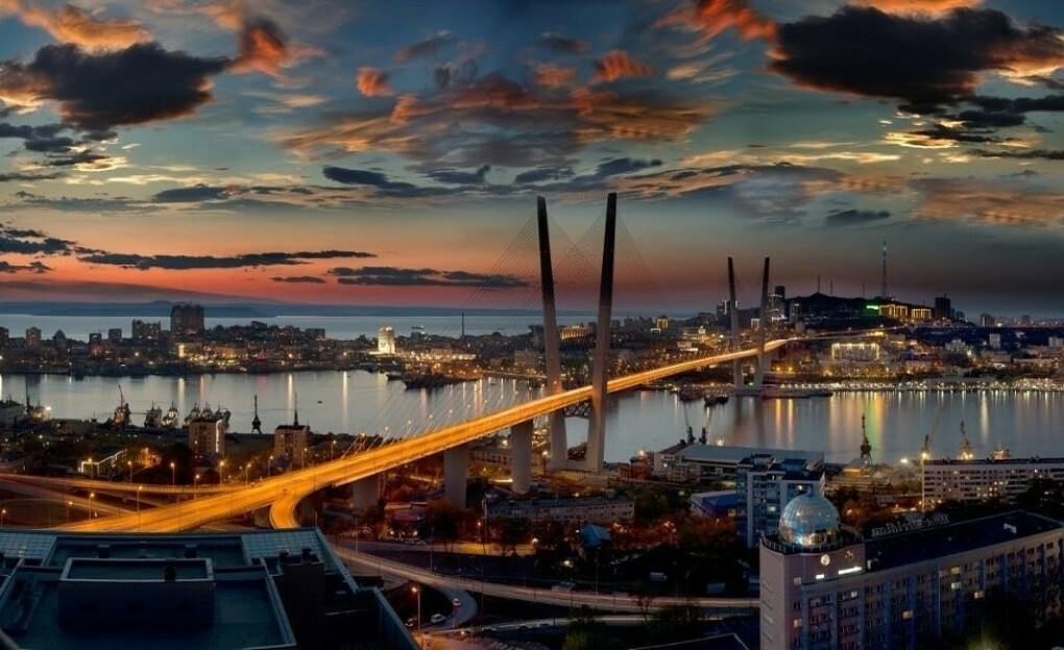 Посетить Владивосток!