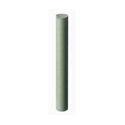 Резинка силиконовая цилиндр-стержень зеленая 20х2 мм супер-финиш №82