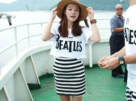 Платье The Beatles