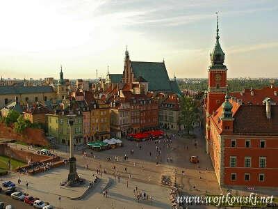 Поездка в Варшаву