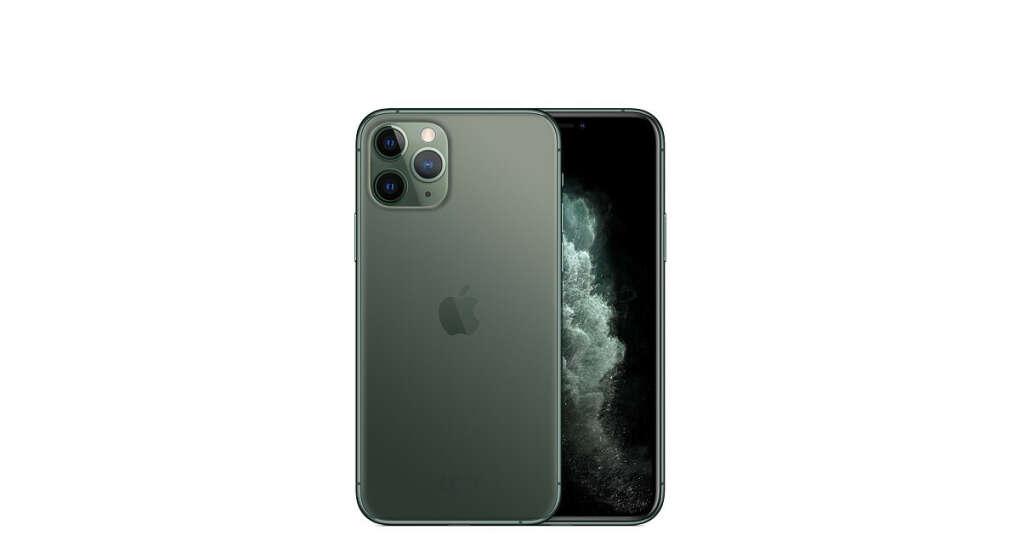 iPhone11Pro, 64ГБ, Тёмно-зелёный