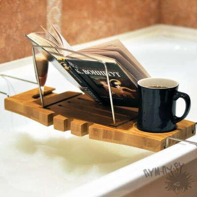 Подставка в ванную