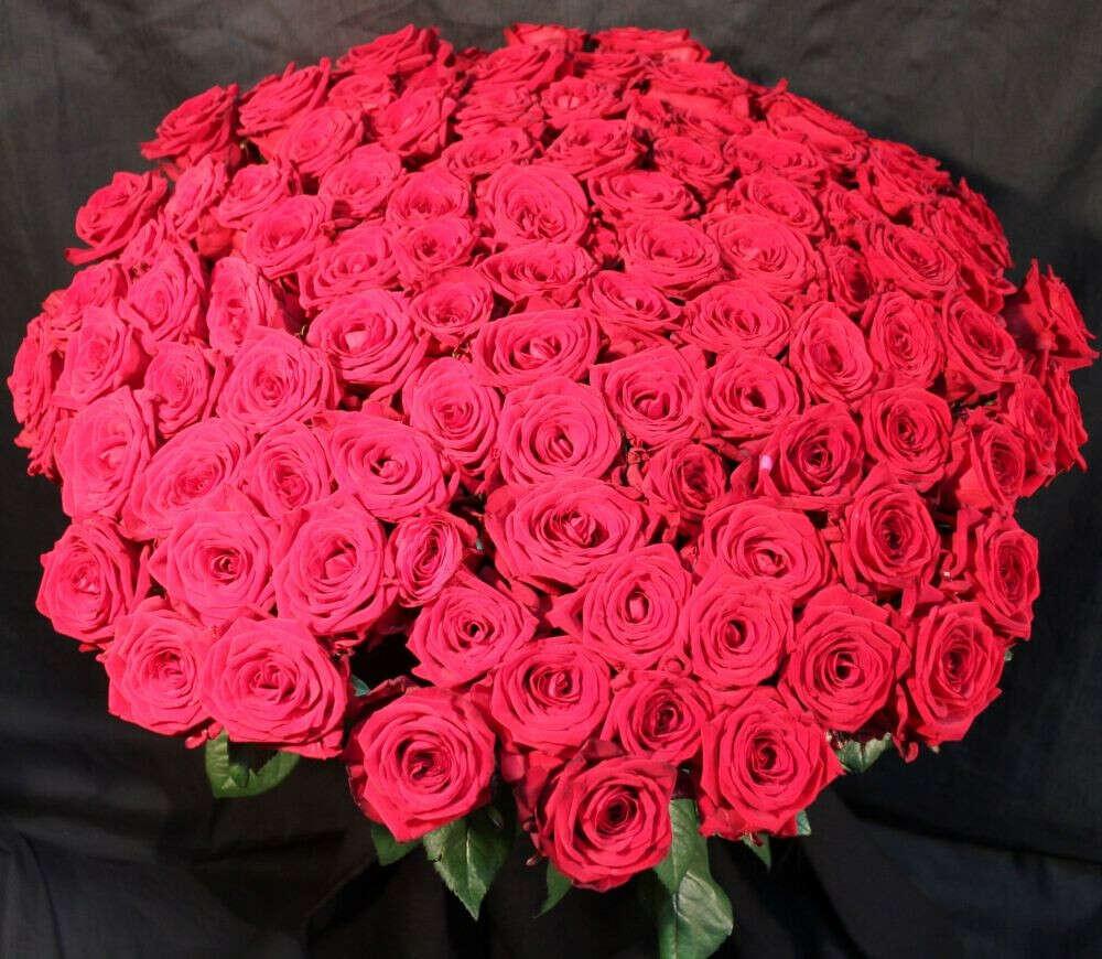 Хочу 101 розу