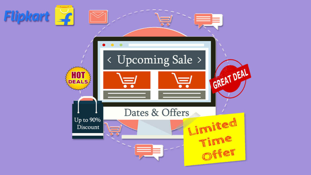 Flipkart Upcoming Sale September Dates, Offers & More | Up to 90% Off