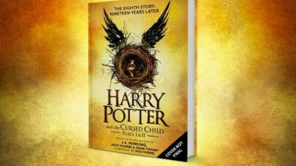 Гарри Поттер и Проклятое Дитя в оригинале