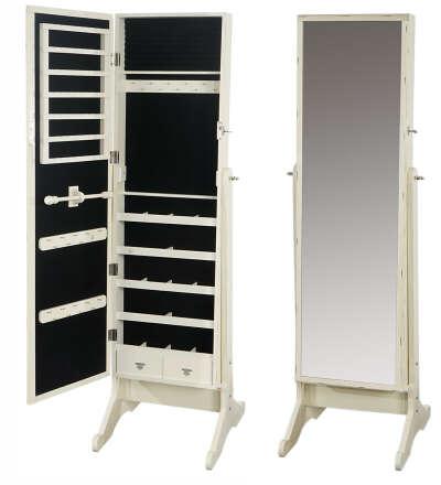 Зеркало-шкаф для украшений (кто знает ссылку киньте в комменты плиз))