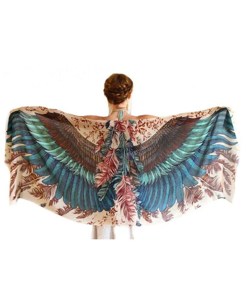 Палантин с крыльями Shovava