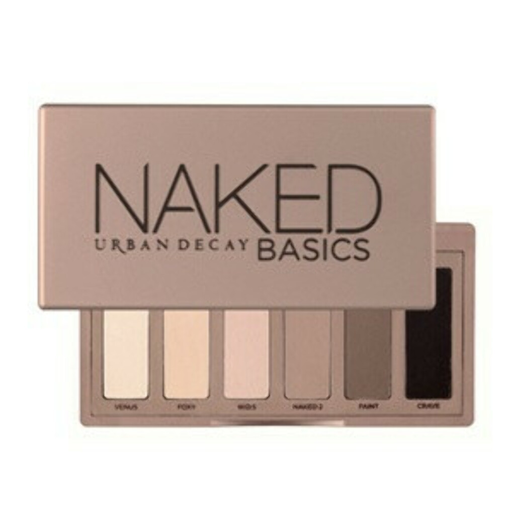 NAKED BASICS Palette by Urban Decay