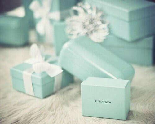 украшение от Tiffany and co
