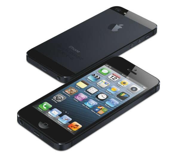 Чочу iPhone 5