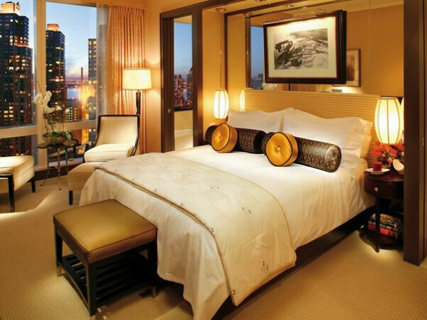 Снять самую дорогую комнату в атели США. На данный момент - это Ty Warner Penthouse, Four Seasons Цена: $34000 за ночь