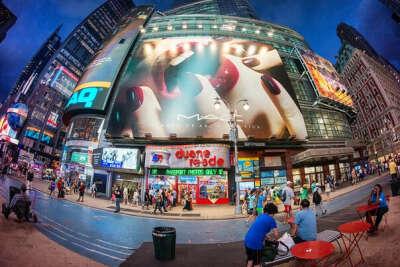 Побывать в Нью-Йорке