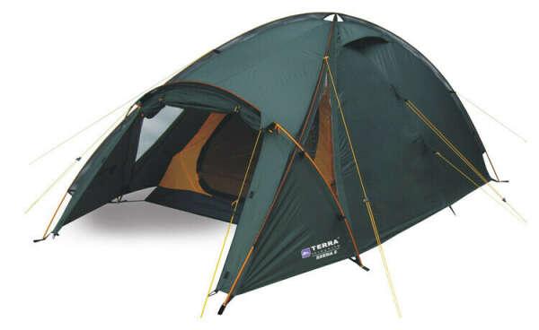 Палатка Terra Incognita Ksena 2 Alu Хаки (TI-KS2ALU)