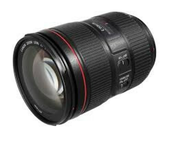 Canon EF 24-105 mm F/4.0