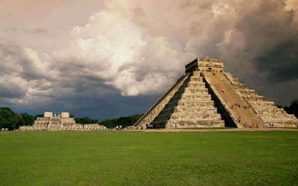 Мексика: Чичен-Ица