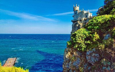 Съездить в Крым