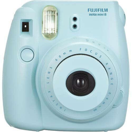 Fuji Instax Mini 8 Blue