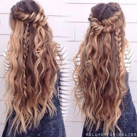 отрастить здоровые и длинные волосы