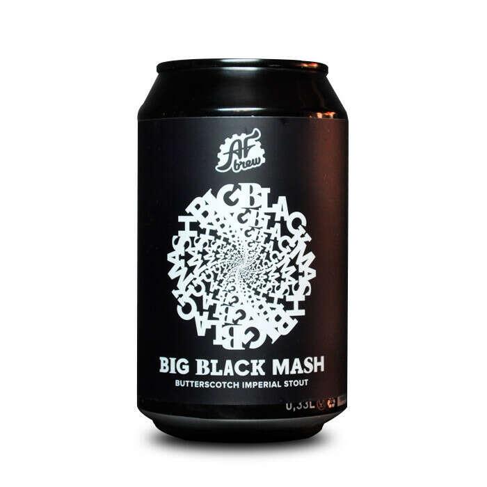 Ящик Big Black Mash