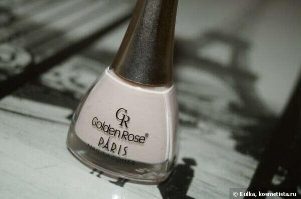Golden Rose Paris Nail Lacquer №12