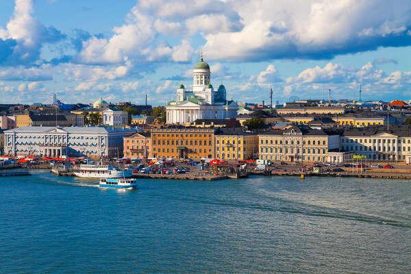 Посетить Хельсинки
