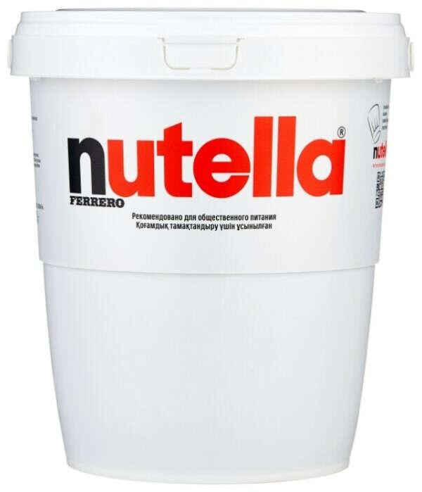 Ведро Нутеллы 3 кг