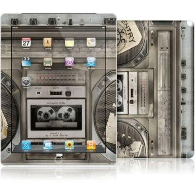 Наклейка для iPad 2 Boombox II