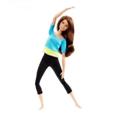 Кукла Barbie из серии Безграничные движения DJY08