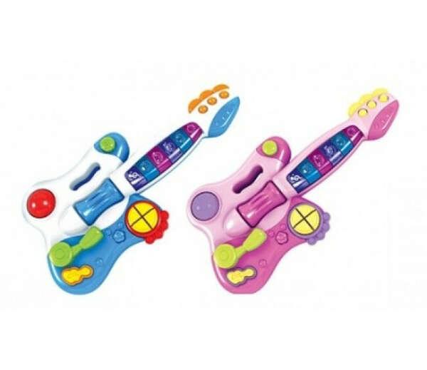 Музыкальная игрушка моя гитара Рыжий кот и-4770 — купить по лучшей цене в Москве — отзывы, фото   Интернет-магазин isplit.ru
